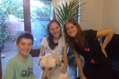 Io e la famiglia Matthews